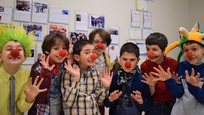 The Red Nose Day